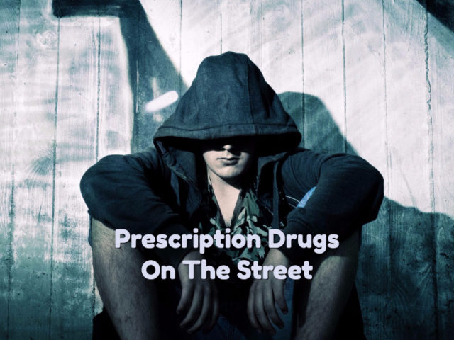 Prescription Drugs On The Street