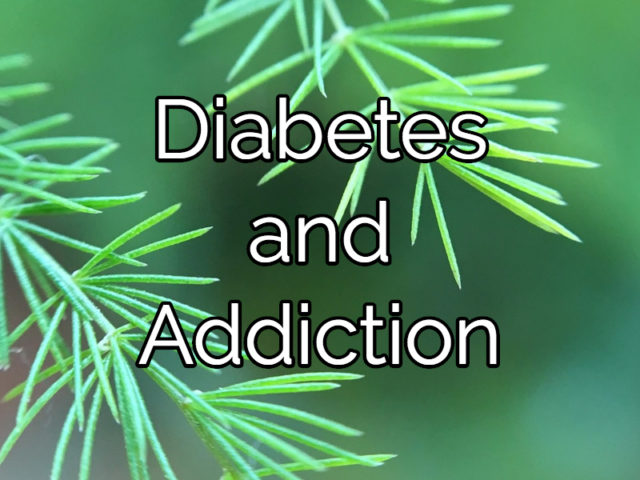Diabetes And Addiction