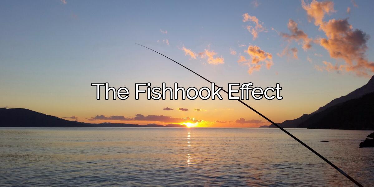 Fishhook Effect