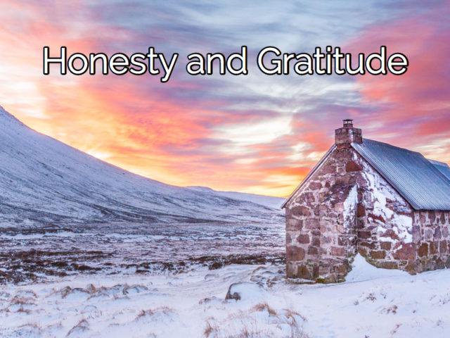 HonestyAndGratitude