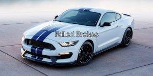 Failed Brakes