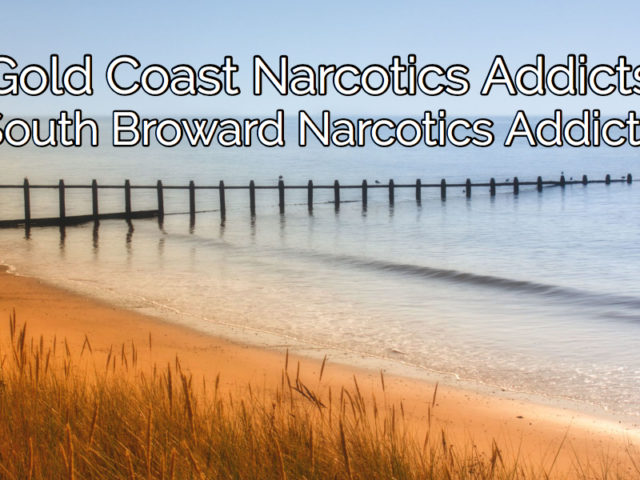 Narcotic Addicts