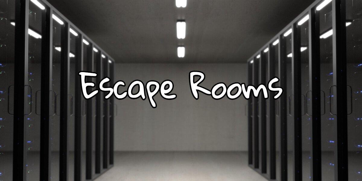 The Escape Rooms: Planning Your Escape