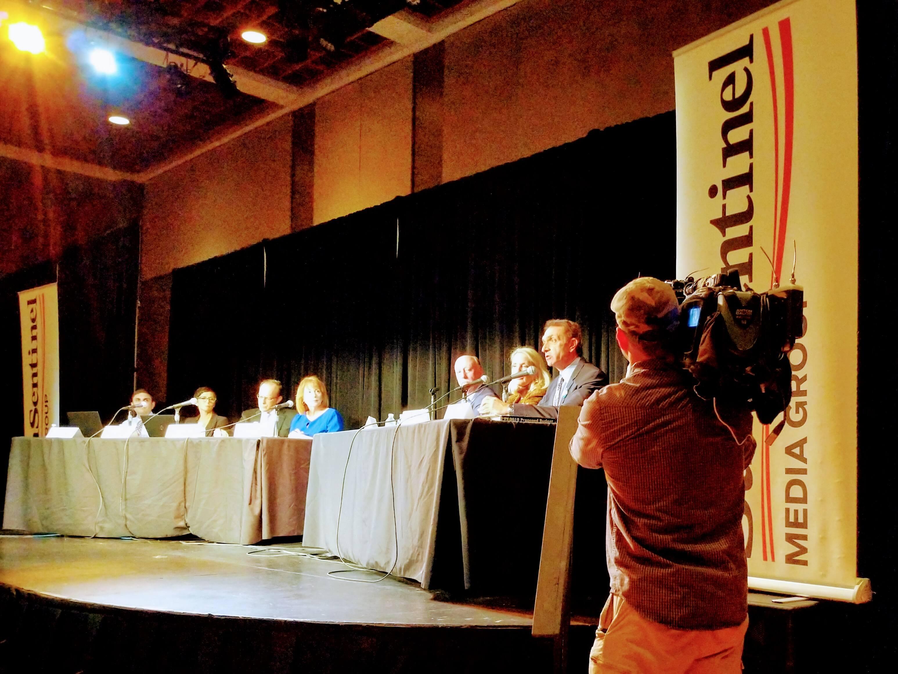 The Fort Lauderdale Mayoral Debate