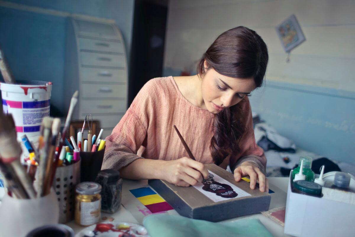 Artist Rehab: Creativity and Recovery