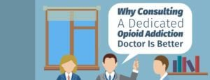 Get yourself Treated of Opioid Addiction with Dedicated Doctors!