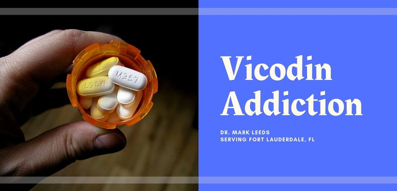 Vicodin Addiction Fort Lauderdale, FL